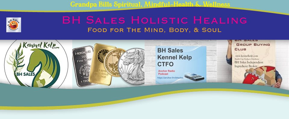 BH Sales Custom Blends and Independent Ingredient Broker  - Featuring Kennel Kelp Nutrient Laden Supplement